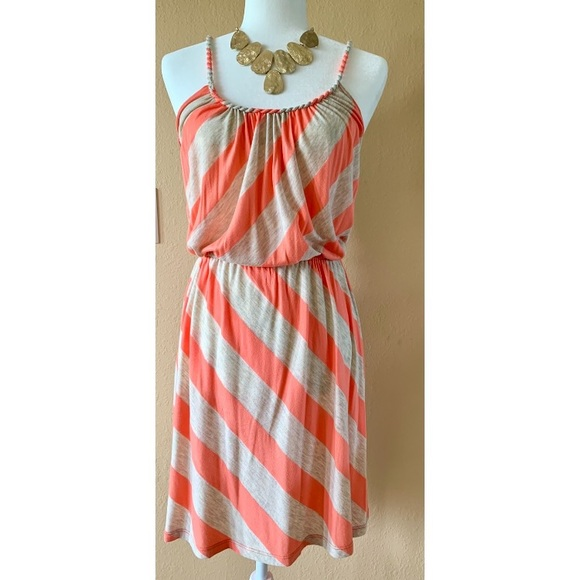 Maitai Dresses & Skirts - Maitai Boutique Chevron Rope Tie Dress